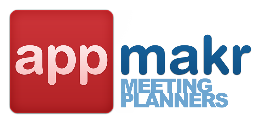 Make your meeting planner app.